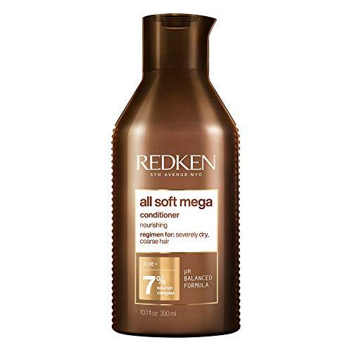 Redken Acondicionador All Soft Mega para Cabello con Falta de Nutrición - 300 ml