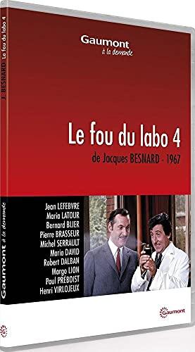 Le Fou du labo 4
