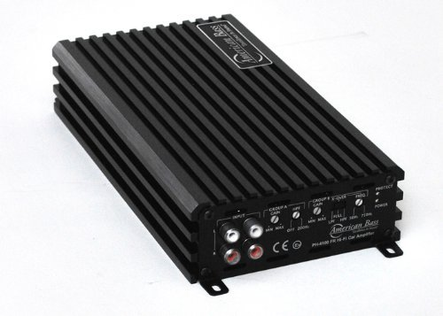 American Bass PH4100FR - 4 Channel 800W 2 OHM Stable Amplifier