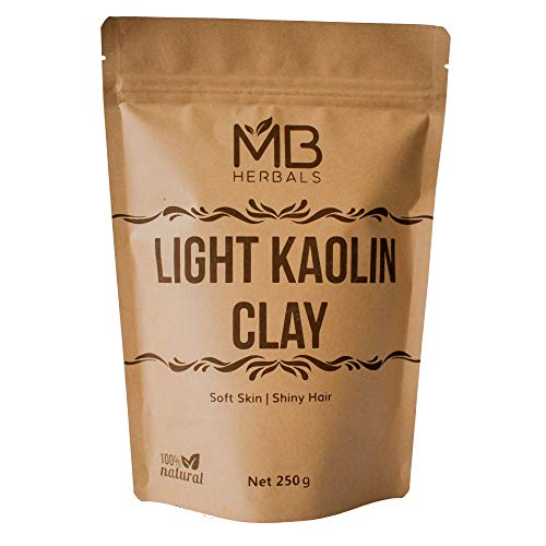 Light Kaolin Clay