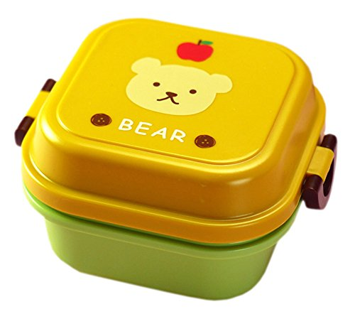 Bear multifonctionnel Bento / Lunch Box Kid / Conteneurs Fruit / salade / Snack