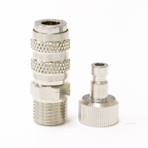 Grex AD3 Quick Connect Coupler and Plug for Grex Airbrush and Hose