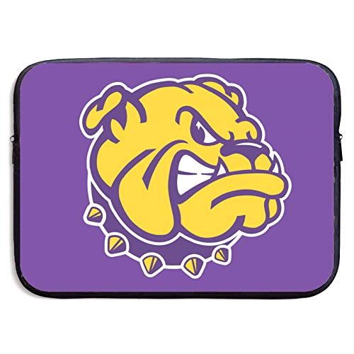 Western Illinois Leathernecks Laptop Sleeve Case Protective Bag Water-Resistant Neoprene Notebook Computer Pocket Tablet Briefcase Carrying Bag/Pouch Skin Cover for Notebook Computer 13 inch