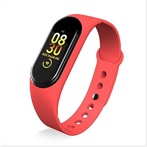 ZMY Smart fitness tracker, fitness horloge met hartslagmeter, bloeddruk monitor, stappenteller IP67 waterdicht slim horloge met slaapmonitor, calorie teller