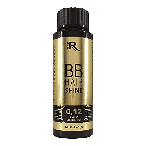 Patine sans amoniaque Cendré Irisé 0.12 BBHair Shine GENERIK 60ML
