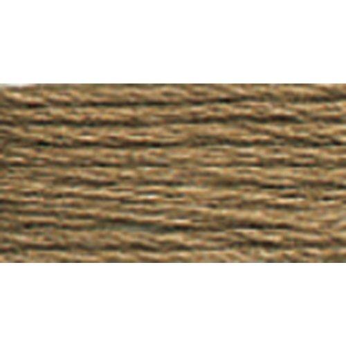 DMC 117–8406Strand Stickerei Cotton Floss, mittelgroß, beige braun, 8.7-Yard