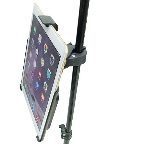 BUYBITS Tough Clamp Music/Mic/Gig Stand Holder Mount for iPad Air 4 (2020)