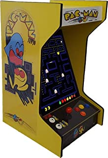 Pac-Man Tabletop Upright Arcade Machine Up to 412 Games Included