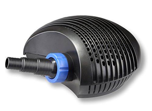 SunSun CTF-7000 SuperECO Teichpumpe Filterpumpe 7000l/h 50W