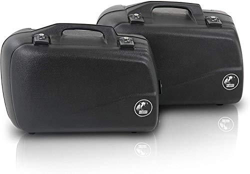 Hepco & Becker H+b junior-koffer 40, re. schwarz 6100350001