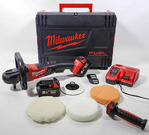 Techtronic Industries Nederland 1973043 4933451550 Milwaukee Poliermaschine 150 mm komplettes Set