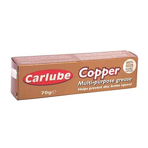 Carlube xcg070 multifunctioneel smeermiddel, koper
