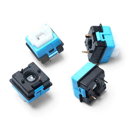 HUAYUWA Romer G-Switches Tasten Schlüsselwelle Ersatz, für Logitech G810 G910 G413 G513 Pro mechanische Tastatur