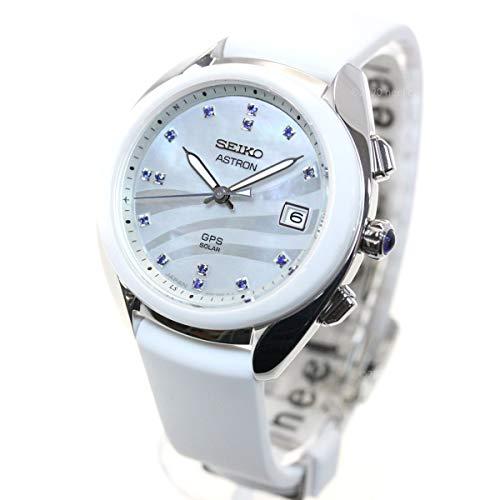 [セイコー]SEIKOアストロンASTRONGPSソーラーウオッチソーラーGPS衛星電波時計コアショップ専用流通限定モデル2020サマー限定モデル腕時計レディースSTXD005