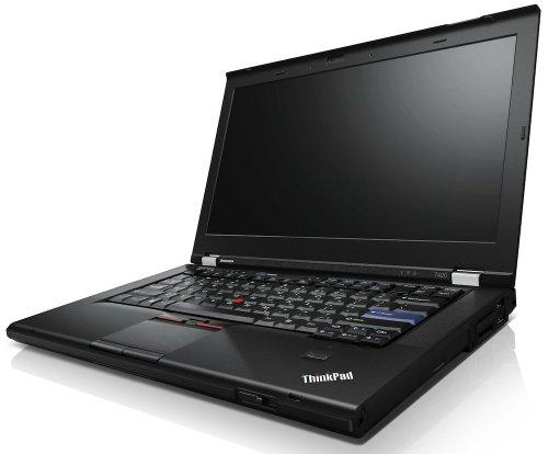Lenovo ThinkPad T420 14 Zoll HD Intel Core i5 250GB Festplatte 8GB Speicher Win 10 Pro MAR DVD Brenner Tastaturbeleuchtung Notebook Laptop (Zertifiziert und Generalüberholt)