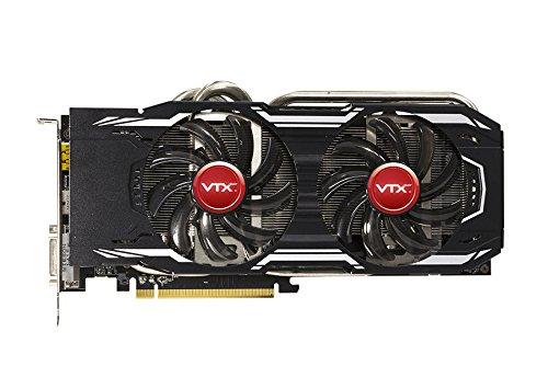 VTX3D Radeon R9 380X X-Edition, 4GB GDDR5, 2x DVI, segunda mano  Se entrega en toda España