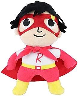 Ryan's World, Super Hero, Medium Plush