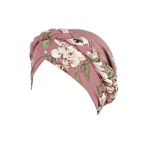 TININNA Sombrero turbantes para Mujer,Gorro Pañuelo Turbante Mujer Cabeza para Càncer Quimioterapia Chemo Oncológico Pèrdida de Pelo Cabello 🔥
