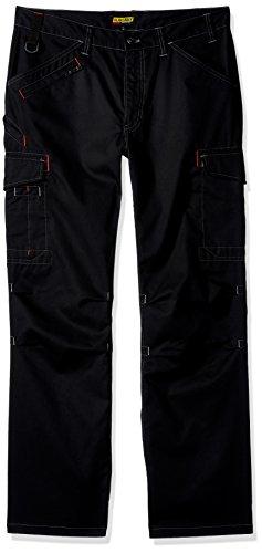 Blakläder 140318009900C52 Bundhose Profil Größe C52 in schwarz