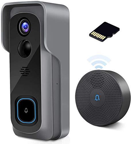 ZUMIMALL WiFi Video Doorbell