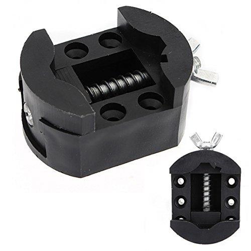 GOZAR Horloge Hoesje Houder Verstelbare Opener Vice Tools Reparatie Kits