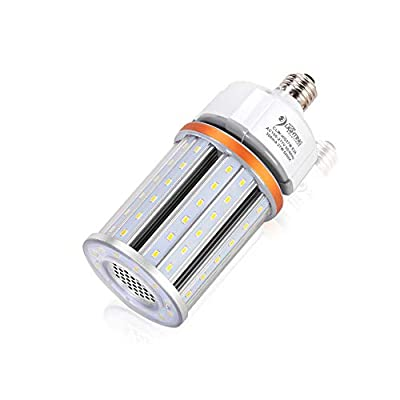 LED Corn Lights For Metal Halide/HPS Replacement, UL-Listed & DLC Qualified (5700K Daylight White)ED Corn Lights For Metal Halide/HPS Replacement, UL-Listed & DLC Qualified (5700K Daylight White)