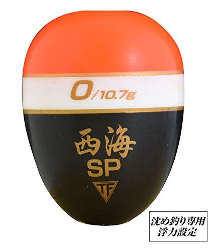 釣研(TSURIKEN) ウキ 西海SP スカーレット G3