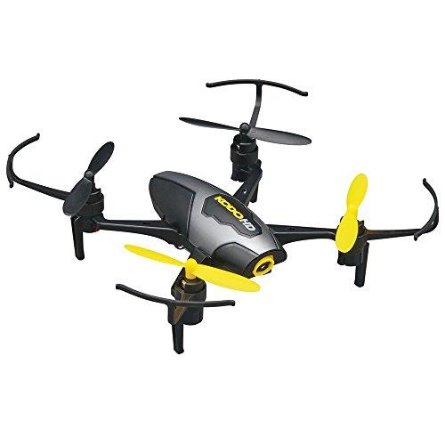 Dromida KODO - Drone radiocontrollato HD Pronto all'Uso Elettrico, 106 mm, con Fotocamera Digitale HD 1080p Integrata