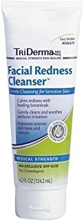 TRIDERMA MD, FACIAL REDNESS CLEANSER (4.2 OZ)