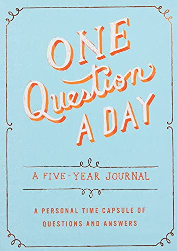 One Question A Day: A...