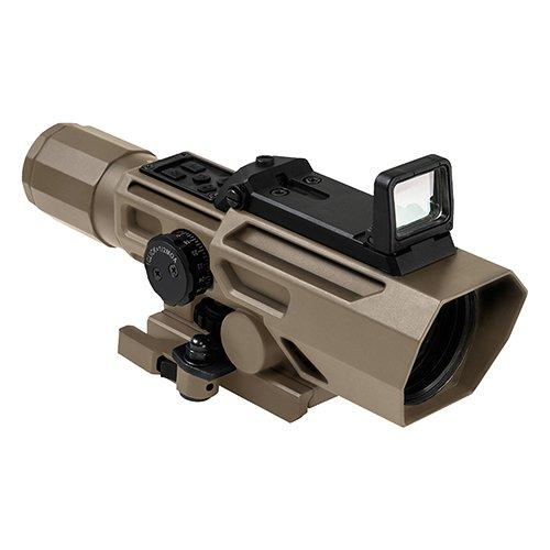 NcSTAR NC Star VADOTP3942G, ADO 3-9x42mmx 40mm, P4 Sniper...
