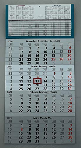 Viermonatskalender 2021 4 Monats...