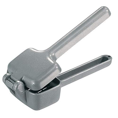 Westmark Kleine Eis-Chrusher-Zange/Eiswürfel-Zerkleinerer, Aluminium-Druckguss, Länge: 17,3 cm, Cuby, Silber, 12002260