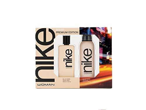 Nike - Blush Estuche de Regalo para Mujer, Eau de Toilette 100 ml y Desodorante en Spray 200 ml