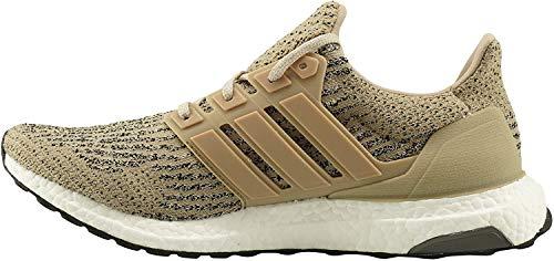 adidas Men's Ultraboost Sneakers Green Size: 3.5 UK