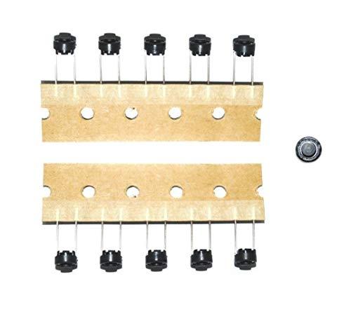 10x Tact Switch Push Button DSG1079 For Pioneer Compact Disc Player DJ Mixer CDJ-100 CDJ-200 CDJ-350 CDJ-400 CDJ-800 DDJ-SR DDJ-SB DDJ-RR DDJ-SX DDJ-WEGO3 DDJ-400 EFX-1000 XDJ-700