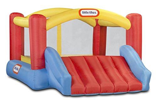 little tikes- Jump n Slide Dry Bouncer (173370E4)
