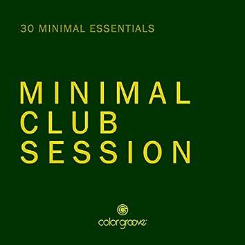 Minimal Club Session (30 Minimal Essentials)