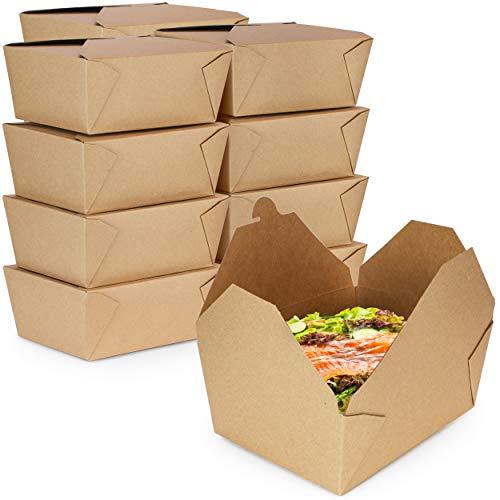 [33 Pack] 112 oz 8 x 5.5 x 3.5