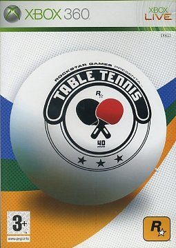 Table Tennis [Import spagnolo]