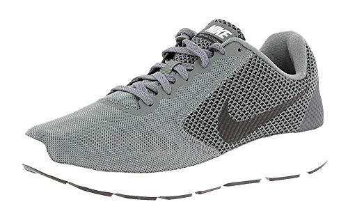 NIKE Men's Revolution 3 Running Shoe, Cool Grey/Black/White, 10 D(M) US