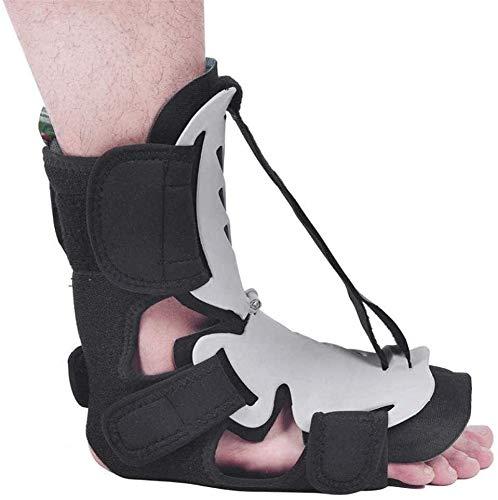 TINWG 1 PC de corrección Ajustable Soporte for el Tobillo del pie Gota ortesis de Tobillo postural Brace Corrector Lesiones Fascitis Plantar Brace Deportes y recuperación 61