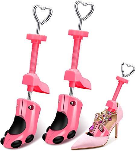 HHJ Estirador de zapatos para mujer, de tacón alto, ajustable, para zapatos de mujer