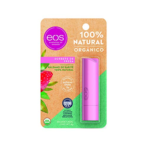 Bálsamos De Sabores marca EOS Lip Balm