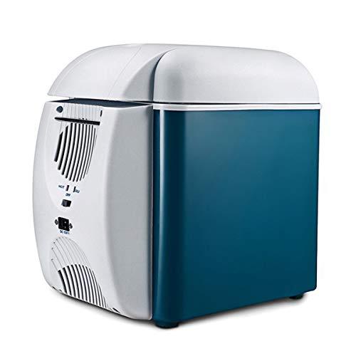 Onbekend schoudertassen 7,5 l beweegbare autokoelkast, koud- en warm, dubbel-use koelkast, multifunctionele koelkast