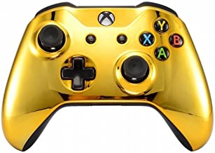 Xbox One S Wireless Bluetooth Controller Custom Soft Touch (Gold)