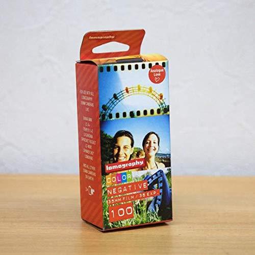 Lomography Color Negative 100 35mm (3本パック)