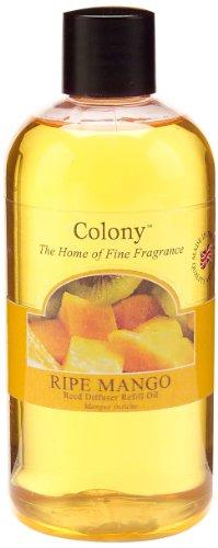 Colony Wax Lyrical Homescents Recharge pour diffuseur de Parfum Mangue