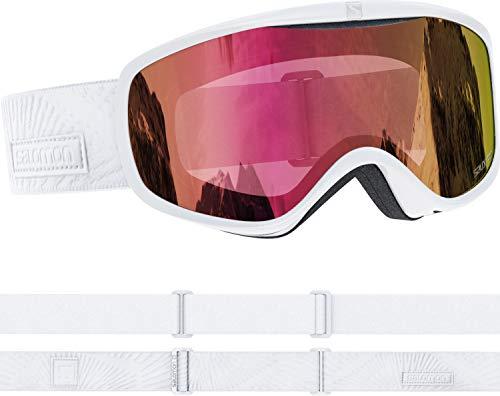 Salomon Sense Damen-Skibrille Für Snowboard Und Ski Small