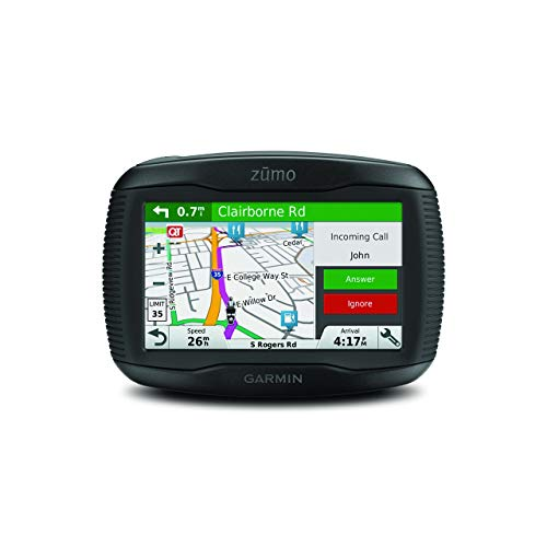 Garmin Zumo 395LM (Renewed)